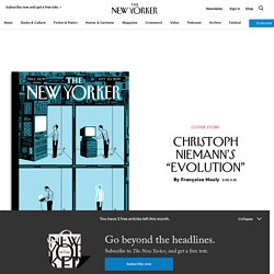 "Christoph Niemann's ""Evolution"""