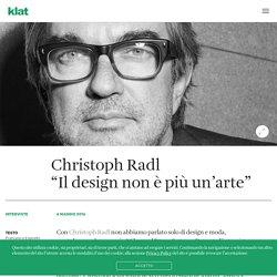 Christoph Radl