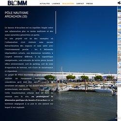 Christophe Blamm Architecte - Pôle Nautisme - Arcachon
