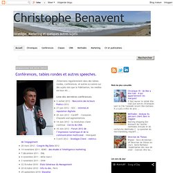 Christophe Benavent
