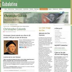 Christophe Colomb - Cubalatina