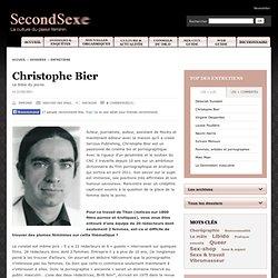 Christophe Bier - Entretiens
