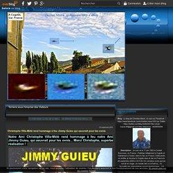 Christophe Villa-Mélé rend hommage à feu Jimmy Guieu qui oeuvrait pour les ovnis - Le blog de Christian Macé. Je suis sur Facebook :  Et sur Twitter :  Mon email : macec48@gmail.com M