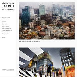 christophe jacrot RAIN - ASIA