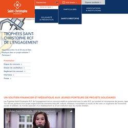 Saint-Christophe - Trophées engagement - Présentation