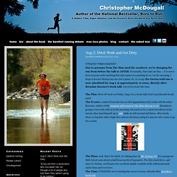 Christopher McDougall — Born to Run