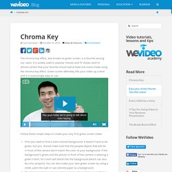 WeVideo Blog
