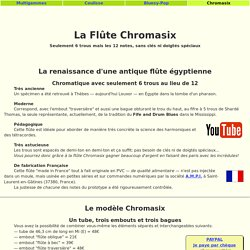 Flûte Chromasix