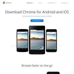 Chrome for Mobile