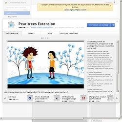 Интернет-магазин Chrome - Pearltrees Extension