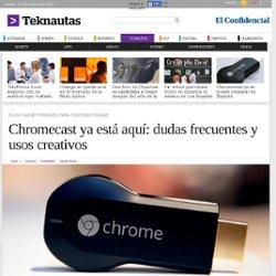 Chromecast ya está aquí: dudas frecuentes y usos creativos - Noticias de Tecnología
