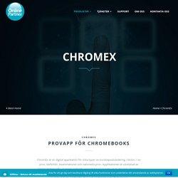 ChromEx - Online Partner