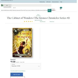 The Cabinet of Wonders (The Kronos Chronicles Series #1) by Marie Rutkoski, Paperback