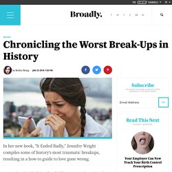 Chronicling the Worst Break-Ups in History