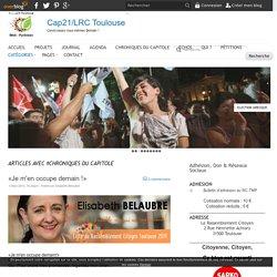 chroniques du capitole - Cap21/LRC Toulouse
