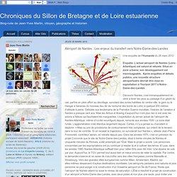 Aéroport de Nantes : Les enjeux du transfert vers Notre-Dame-des-Landes