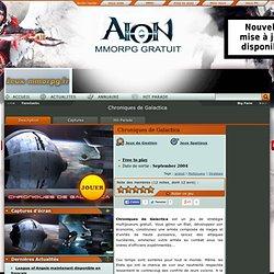 Chroniques de Galactica en ligne gratuit et français. Tout sur Chroniques de Galactica, un jeu Free to play