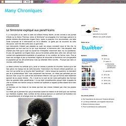 Féminisme panafricain