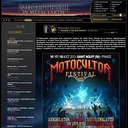 Nightfall In Metal Earth : Webzine - Chroniques - reviews - disques metal heavy progressif black death doom gothique