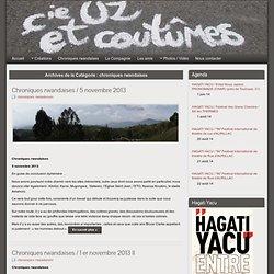 chroniques rwandaises » UZ et Coutumes