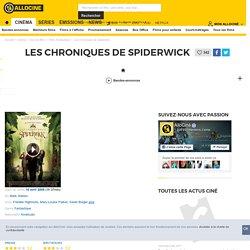 Les Chroniques de Spiderwick - film 2008