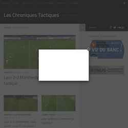 e-foot - Blog Football - Jeu, analyse et tactique