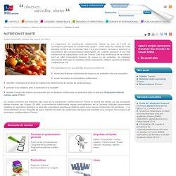 Nutrition et santé / Maladies chroniques et traumatismes