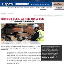Chrono Flex, la PME qui a tué l'organigramme
