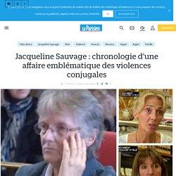 Jacqueline Sauvage : chronologie d'une affaire emblématique des violences conjugales