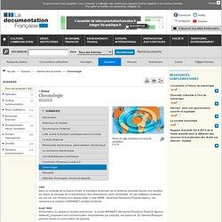 Chronologie - Internet dans le monde - Dossiers