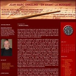 chronologie-musicale : Jean-Marc Onkelinx - En avant la musique !