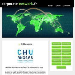 CHU Angers - corporate-network.fr
