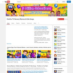 ChuChu TV Kids Songs
