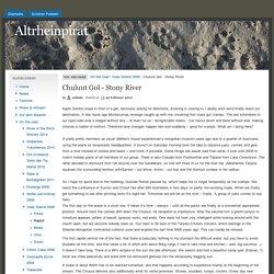 Chuluut Gol - Stony River
