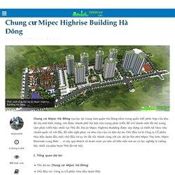 Chung cư Mipec Highrise Building Hà Đông