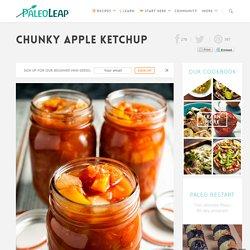 Chunky Apple Ketchup