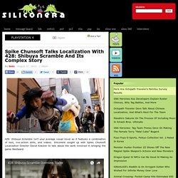 Spike Chunsoft Talks Localization With 428: Shibuya Scramble And Its Complex Story