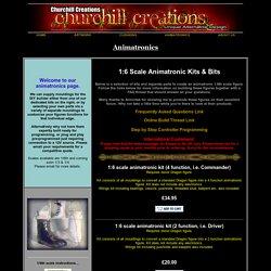 Churchill Creations