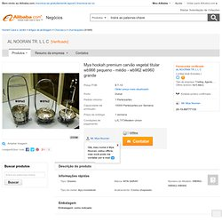 Mya hookah premium carvãovegetal titular wb966 pequeno - médio - wb962 wb960 grande-churrasqueira-ID do produto:124589185-portuguese.alibaba.com