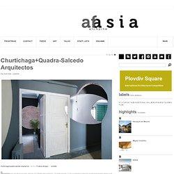 Churtichaga+Quadra-Salcedo arquitectos
