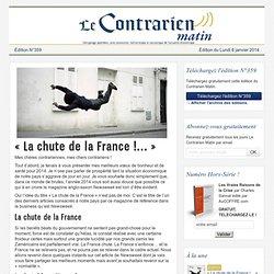 « La chute de la France