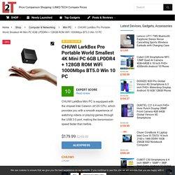 Buy CHUWI LarkBox Pro Mini PC