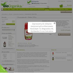 Chyavanprash - Dabur 250 g - Kosmetyki Naturalne BioOrganika.pl - Piękno tkwi w naturze!