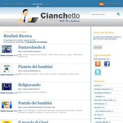 Cianchetto: Web, Pc e dintorni ;-D