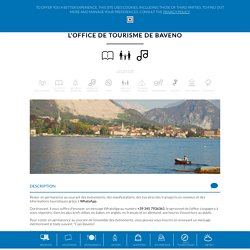 Voici #CiaoBaveno, l'application WhatsApp de l'office de tourisme de Baveno