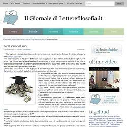 Il Giornale di Letterefilosofia.it