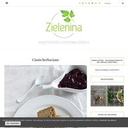 Ciasto herbaciane - Zielenina
