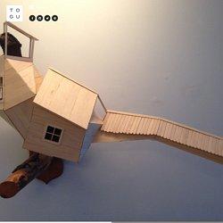 Sylvain CIAVALDINI et Antonio GAGLIARDI - TOGU Architecture