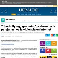 'Ciberbullying', 'grooming', y abuso de la pareja: así es la violencia en internet