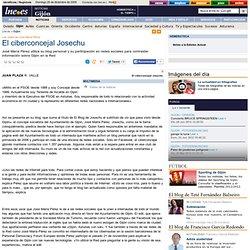 El ciberconcejal Josechu